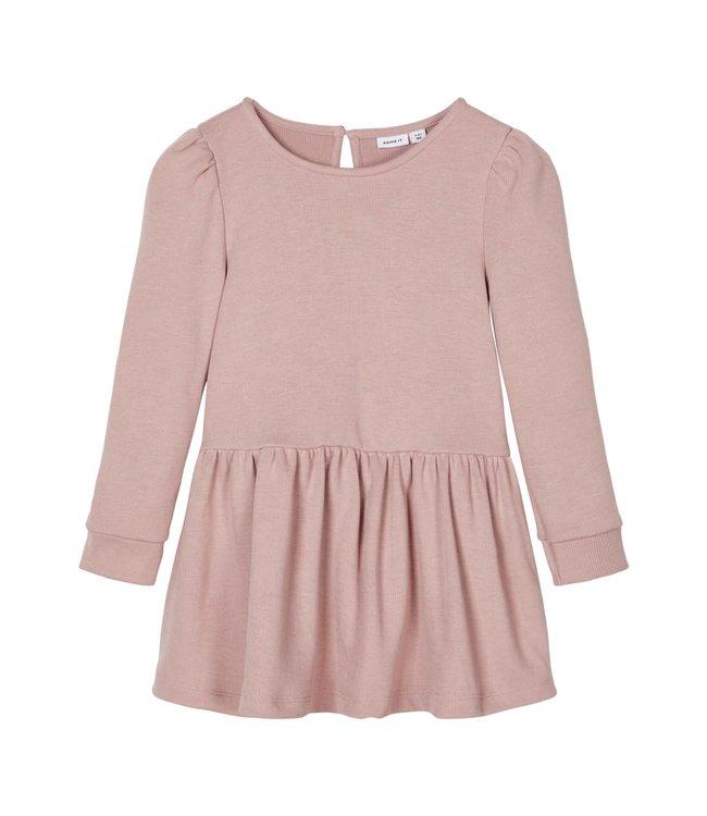 NMFOFELIA Dress 13191025 - Woodrose