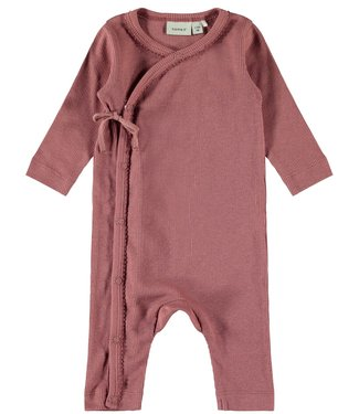name it NBFNYLVA Wrap suit 13183544 Withered Rose