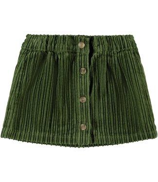 name it NMFBATUCS Skirt 13183588 - moss