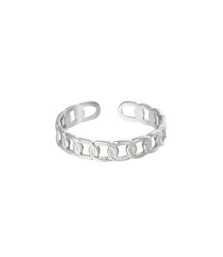Ring Rena - zilver