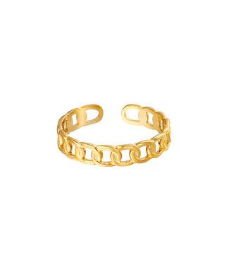 Ring Rena - goud