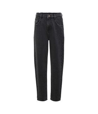 KIDS ONLY KONSAGA Mom jeans 15217405 black
