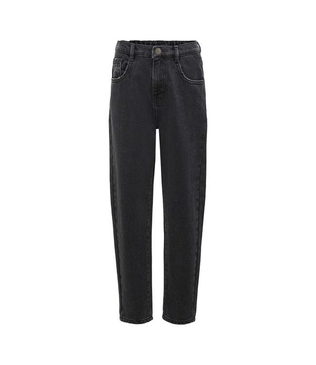 KONSAGA Mom jeans 15217405 black