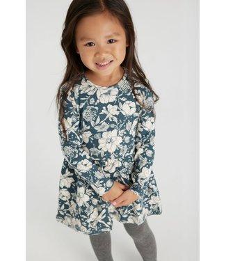 name it NMFRANDI Dress 13191192 - Dark Slate