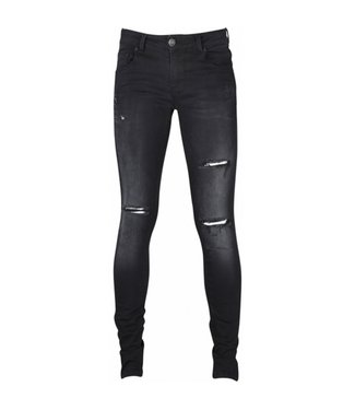 Cost:Bart BOWIE Jeans 12996  | black holes