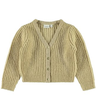 name it NMFRILINE Cardigan 13183083 - rice