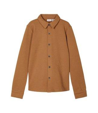name it NKMRIKA Shirt 13184683 - bronze