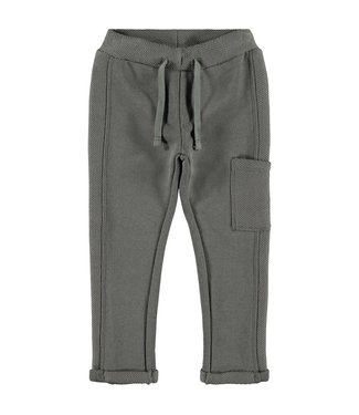 name it NMMRONNY Pants 13184094 - grey