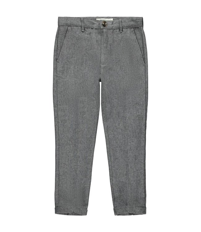 NKMROYAL Pants 13182866 - grey