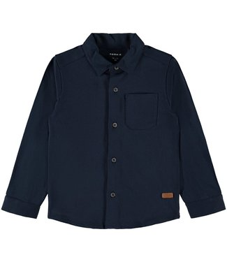 name it NMMROLL Shirt 13184047 - sapphire