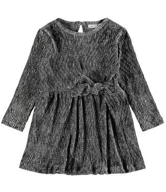 name it NMFROBISA Dress 13184230 - grey