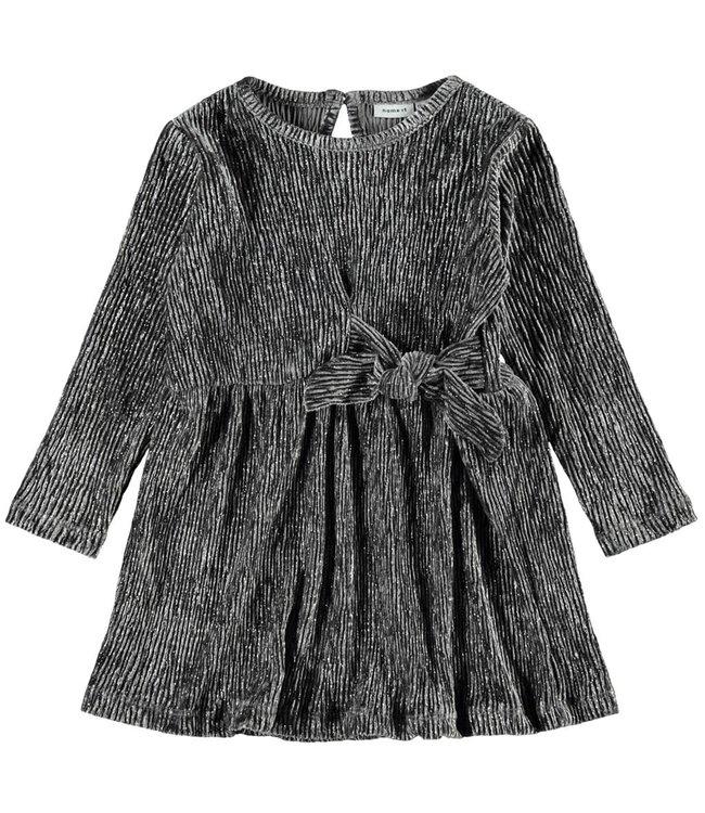 NMFROBISA Dress 13184230 - grey