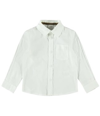 name it NMMRAUL Shirt 13182846 - white