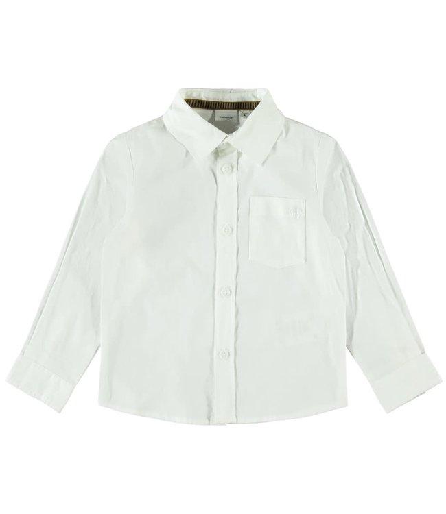 NMMRAUL Shirt 13182846 - white