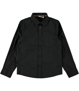 name it NKMRAUL Shirt 13182873 - black