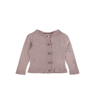 name-it NBFRITT Cardigan 13186938 - Deauville Mauve