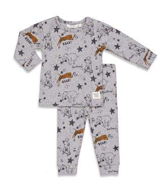 Feetje Roar Riley pyjama - grijs