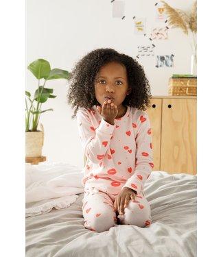 Feetje Love Lesley pyjama - roze