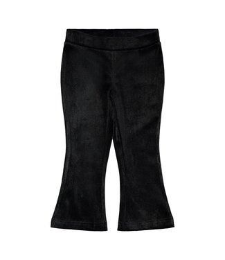 name it Sorikka velvet flared 13188467/13189122 - black