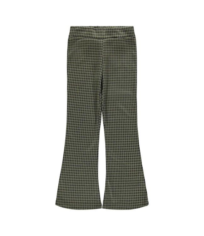 NKFKAYA Bootcut 13188410 - green/black