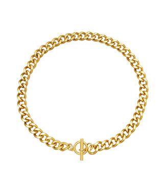 Ketting Chain Ivy - goud