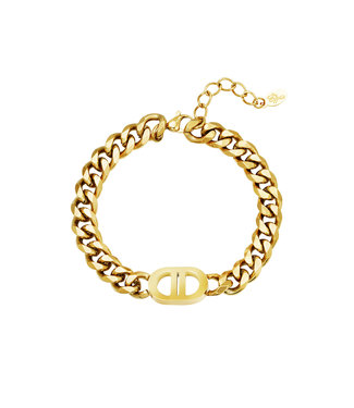 Armband The Good Life - goud