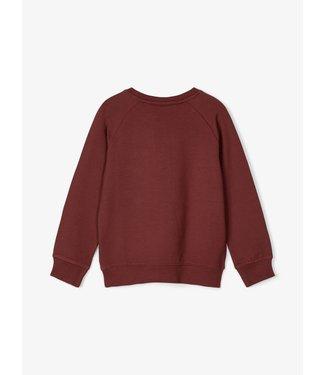 name it NMMROY Sweatshirt 13186592 - Decadent Chocolate
