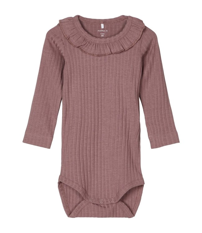 NBFSERIDA Body 13192561 - Mauve