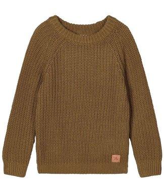 Lil Atelier NMMEMILIO Knit 13184346 - Breen