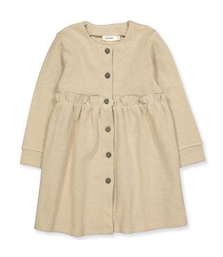 Lil Atelier NMFEISA Dress 13191079 - Humus