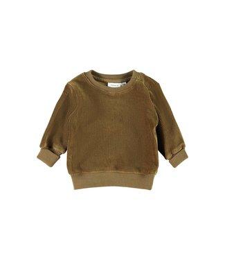 name it NBMTOMON Sweatshirt 13186285 - Coffee Liquer