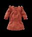 Z8 CELIA dress - cognac