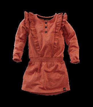 Z8 NALA dress - cognac