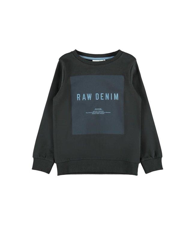 NKMTENDJA  Sweatshirt 13186744 - Black