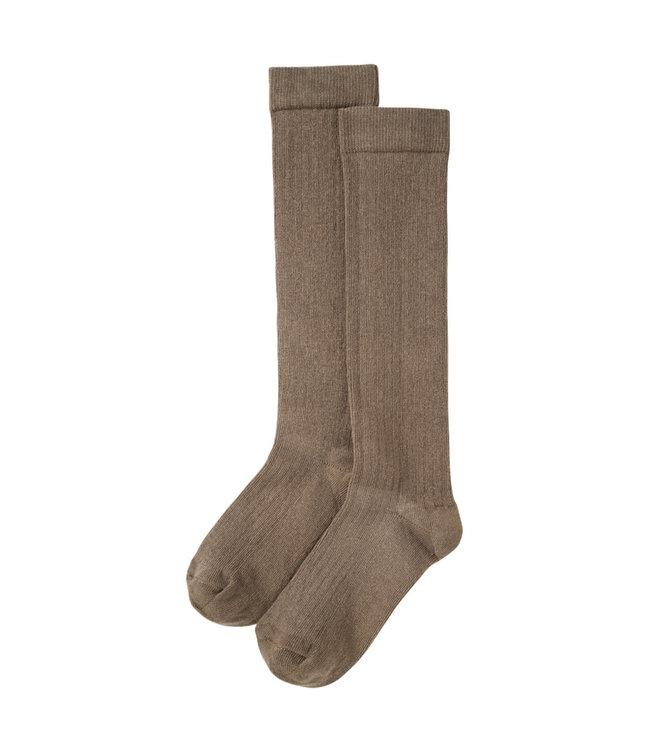 Knee Socks Moon Dust