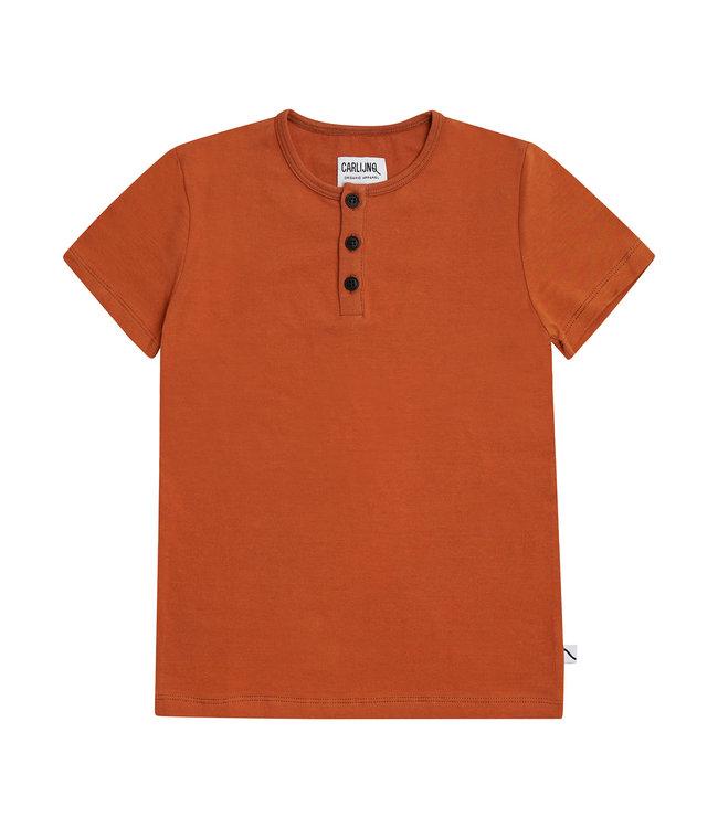 Basics - henley short sleeves
