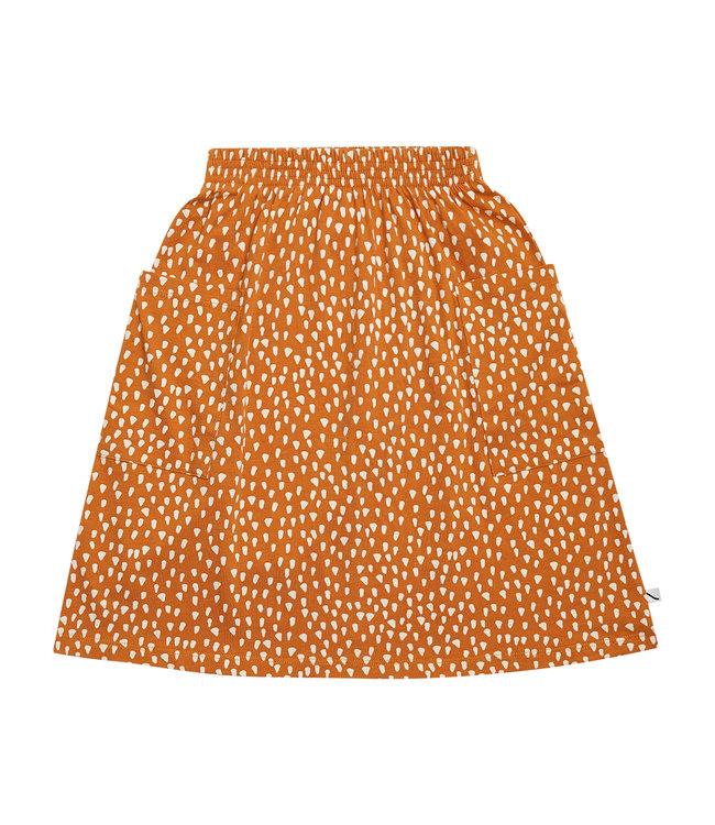 Golden Sparkles - skirt with pockets