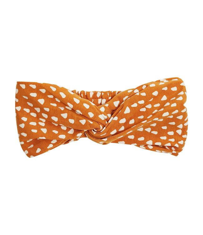Golden Sparkles - twisted headband