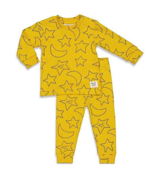 Star Skylar pyjama - okergeel