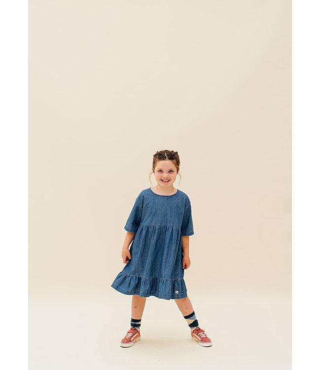 Denim -  dress