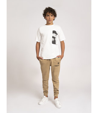 NIK & NIK Andrew T-Shirt 8-418 - Off White