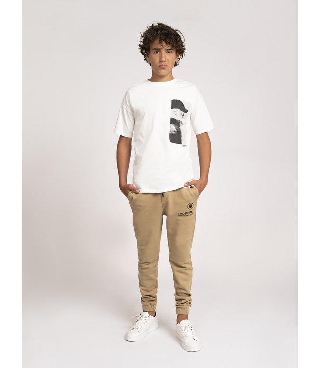 Andrew T-Shirt 8-418 - Off White