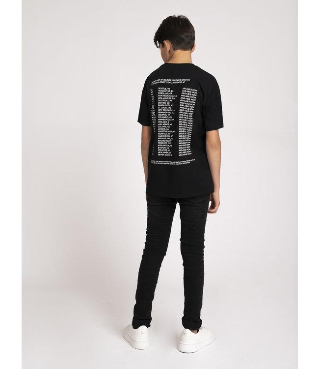 Alessio T-Shirt 8-417 - Black
