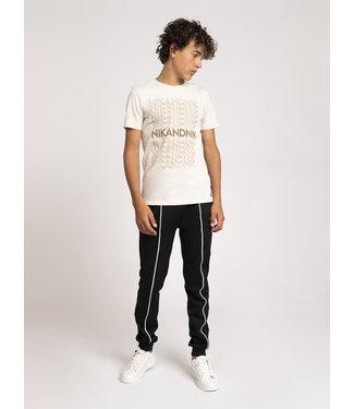 NIK & NIK Arthur T-Shirt 8-420 - Vintage White