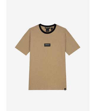 NIK & NIK Austin T-Shirt 8-415 - Clay Beige