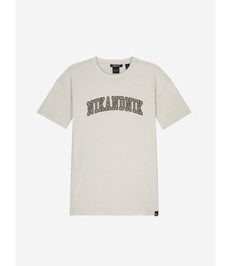 NIK & NIK Anton T-Shirt 8-419 - Dusty White
