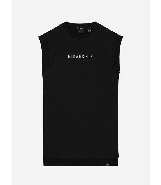 Abella Sweatdress 5-562 - Black