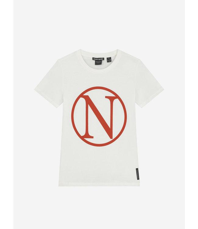Kim N T-Shirt 8-521 - Off White