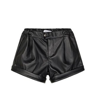 name it NKFOMILAS Pu shorts 13192437