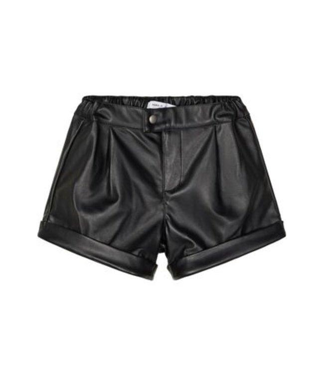 NKFOMILAS Pu shorts 13192437